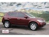2007 Merlot Pearl Nissan Murano S AWD #59583388
