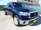 2010 Nautical Blue Metallic Toyota Tundra CrewMax #59583705