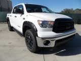 2012 Super White Toyota Tundra T-Force 2.0 Limited Edition CrewMax 4x4 #59583701
