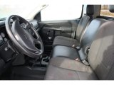 2003 Dodge Ram 1500 ST Regular Cab 4x4 Black Interior