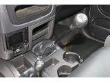 2003 Dodge Ram 1500 ST Regular Cab 4x4 5 Speed Manual Transmission