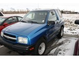2001 Chevrolet Tracker Soft Top 4WD Data, Info and Specs