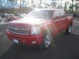 2012 Victory Red Chevrolet Silverado 1500 LT Crew Cab 4x4 #59583943