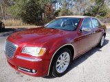 2012 Deep Cherry Red Crystal Pearl Chrysler 300 Limited #59583934