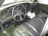 2004 Chevrolet Silverado 1500 LT Extended Cab Dark Charcoal Interior