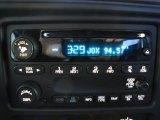 2004 Chevrolet Silverado 1500 LT Extended Cab Audio System