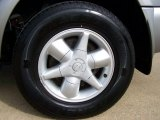 Nissan Pathfinder 2001 Wheels and Tires