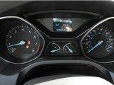 2012 Ford Focus SE 5-Door Gauges