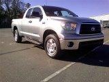 2011 Silver Sky Metallic Toyota Tundra SR5 Double Cab 4x4 #59583839