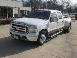 2007 Ford F350 Super Duty Lariat Crew Cab Data, Info and Specs
