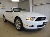 2012 Ford Mustang V6 Premium Convertible Data, Info and Specs