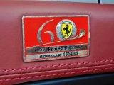 Ferrari 612 Scaglietti 2007 Badges and Logos