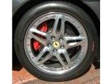 Ferrari 612 Scaglietti 2007 Wheels and Tires