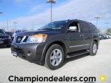 2012 Smoke Gray Nissan Armada Platinum #59639556