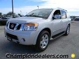 2012 Brilliant Silver Nissan Armada SL #59639555