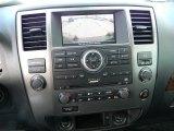 2012 Nissan Armada SL Controls
