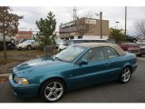 1999 Turquoise Pearl Metallic Volvo C70 LT Convertible #59639700