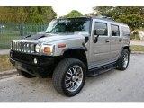 2003 Pewter Metallic Hummer H2 SUV #59639693