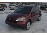 2008 Tango Red Pearl Honda CR-V LX 4WD #59639800