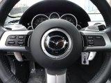 2009 Mazda MX-5 Miata Sport Roadster Steering Wheel