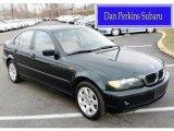 2002 Oxford Green Metallic BMW 3 Series 325xi Sedan #59639488