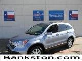 2009 Glacier Blue Metallic Honda CR-V EX-L #59639483