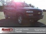 2005 Black Chevrolet Tahoe Z71 4x4 #59639791