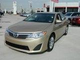 2012 Sandy Beach Metallic Toyota Camry L #59639649