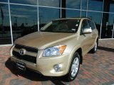 2011 Sandy Beach Metallic Toyota RAV4 Limited #59639646