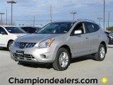 2012 Brilliant Silver Nissan Rogue SV #59669153