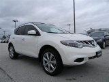 2012 Nissan Murano Pearl White