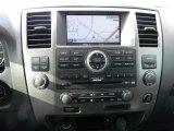 2012 Nissan Armada Platinum Controls