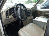 1997 Chevrolet Astro Interiors
