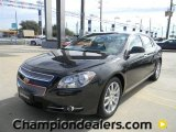 2012 Black Granite Metallic Chevrolet Malibu LTZ #59669126