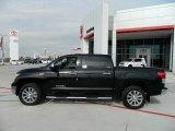 2012 Black Toyota Tundra Platinum CrewMax 4x4 #59669257