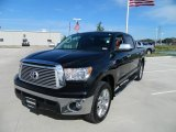 2012 Black Toyota Tundra Platinum CrewMax 4x4 #59669256