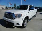 2012 Super White Toyota Tundra Limited CrewMax 4x4 #59669255