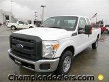 2012 Oxford White Ford F250 Super Duty XL SuperCab #59669092