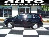 2009 Crystal Black Pearl Honda CR-V EX-L #59669331