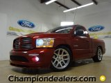 2006 Inferno Red Crystal Pearl Dodge Ram 1500 SRT-10 Regular Cab #59669214
