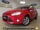 2012 Race Red Ford Focus SEL 5-Door #59669196