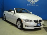 2011 Mineral White Metallic BMW 3 Series 335i Convertible #59669171