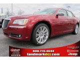 2012 Deep Cherry Red Crystal Pearl Chrysler 300 Limited #59689123