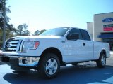 2011 Oxford White Ford F150 XLT SuperCab #59689102