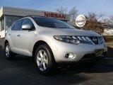 2009 Brilliant Silver Metallic Nissan Murano SL #59689101