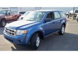 2009 Sport Blue Metallic Ford Escape XLS 4WD #59689087