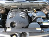 2012 Hyundai Veracruz Engines