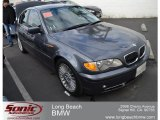 2002 Steel Grey Metallic BMW 3 Series 330i Sedan #59689308