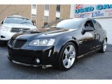 2009 Pontiac G8 Panther Black