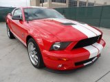 2007 Torch Red Ford Mustang Shelby GT500 Coupe #59689294